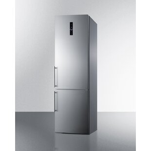 Summit 12.8 cu.ft. Counter Depth Bottom Freezer Refrigerator by Summit Appliance
