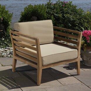 Bali Teak Patio chair with Cushions