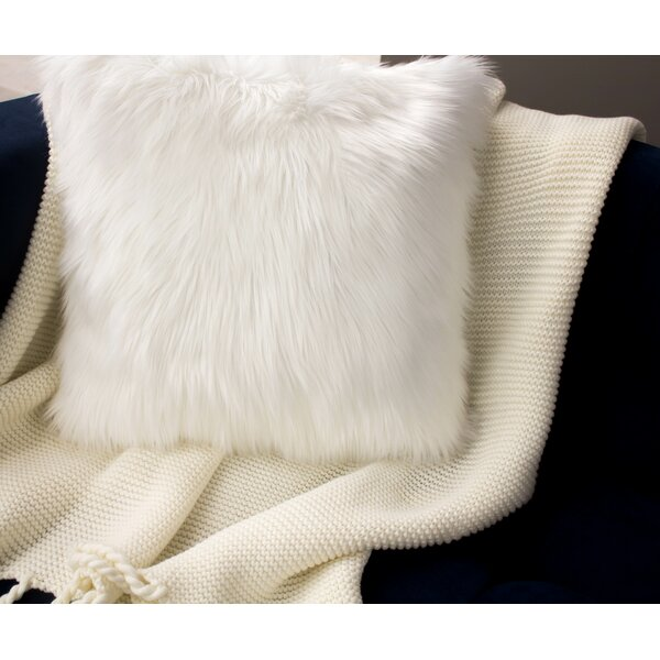 Jean Pierre Throw Pillow & Reviews by Jean Pierre