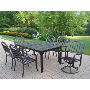 Lisabeth Modern 7 Piece Dining Set by Red Barrel Studio Best
