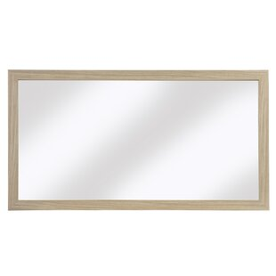 Shopping for Sangallo Shaker Wall Mirror By Cutler Kitchen & Bath