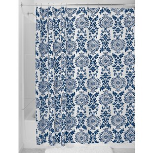 Damask Single Shower Curtain