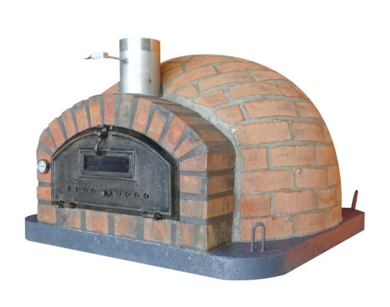 Authentic Pizza Ovens Pizzaioli Rustic