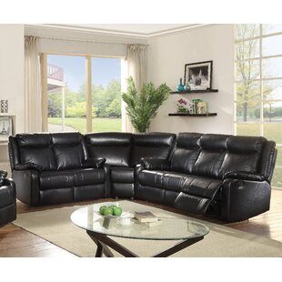Top Reviews Weitzman Reclining Sectional by Red Barrel Studio Reviews (2019) & Buyer's Guide