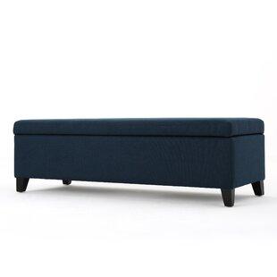 Cool Modern Contemporary Metal Base Ottoman Allmodern Machost Co Dining Chair Design Ideas Machostcouk
