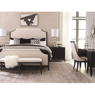 Bonifácio Upholstered Panel Bed