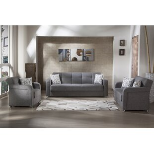 Price Check Vision Sleeper Configurable Living Room Set by Decor+ Reviews (2019) & Buyer's Guide