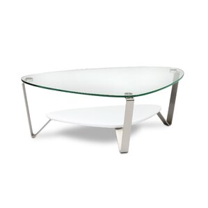 Black Glass Tables glass coffee tables you'll love | wayfair