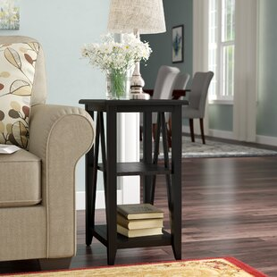 Find the perfect Whitbeck 2 Shelf End Table ByWinston Porter