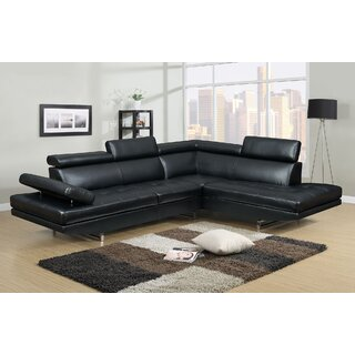 Alemany Right Hand Facing Sectional by Orren Ellis SKU:BD557274 Description