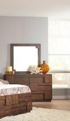 Benbow 6 Drawer Double Dresser with Mirror by Brayden Studio