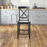 Rabin 24 Bar Stool by Beachcrest Home™