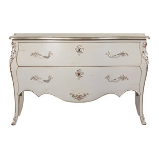 Leonetti 2 Drawer Commode/Chest by Astoria Grand