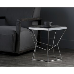 Artezia End Table by Sunpan Modern Wonderful