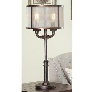 Zechariah 33 Table Lamp