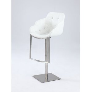 Nazia Adjustable Height Bar Stool by Orre..