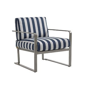 Del Mar Patio Chair with Cushion