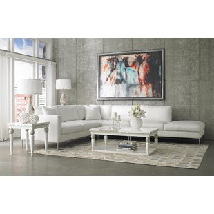 Affordable Sky Tower 3 Piece Coffee Table Set By Michael Amini