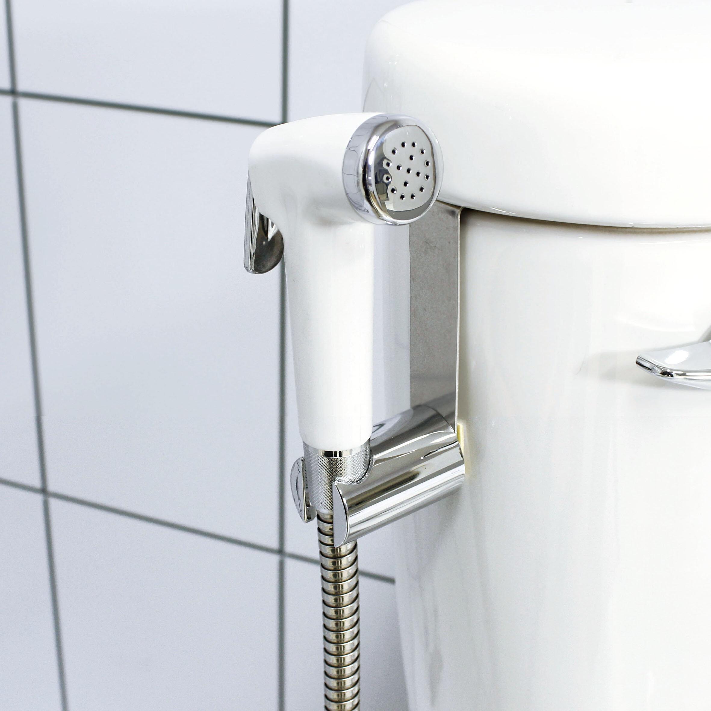Premium Warm Water Diaper Sprayer And Bidet Accessory