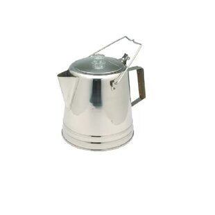 28-Cup Stovetop Coffee Maker