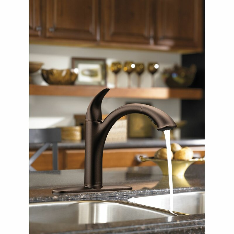 Moen Camerist Pull Out Single Handle