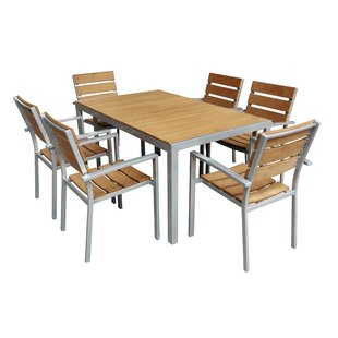 7 Piece Dining Set Jeco Inc.