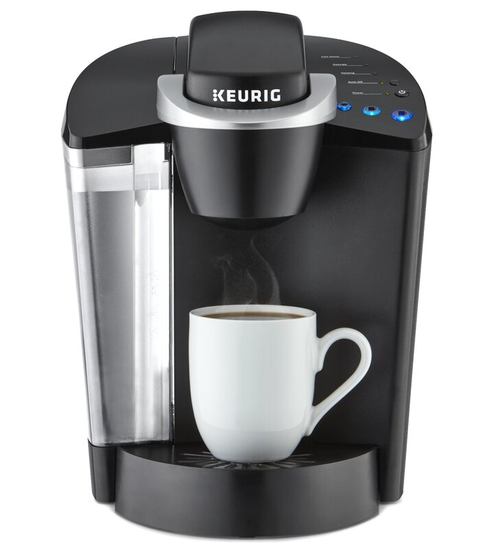 K-Classic⢠K55 Single-Serve K-Cup Pod Coffee Maker #keurig #coffeemaker