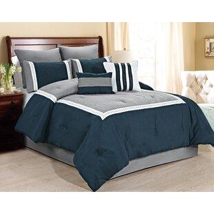 Saddler Comforter Set