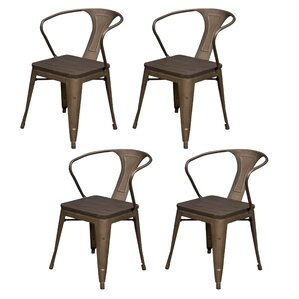 racheal solid wood dining chair set of 4