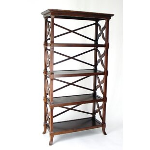 Vern Etagere Bookcase