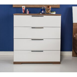 Fei 4 Drawer Chest