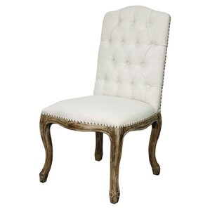 York Fabric Side Chair (Set of 2) by New Pacific Direct