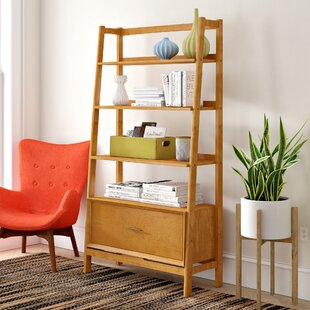 Savings Easmor Etagere Bookcase By Langley Street