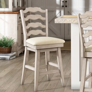 Price comparison Colasanto 25.78 Swivel Bar Stool by August Grove Reviews (2019) & Buyer's Guide