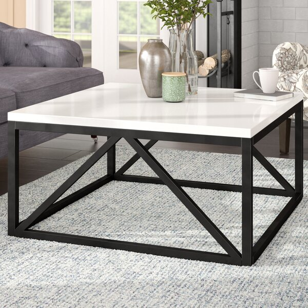 32c70b2c0fe0 Two Tone Coffee Table