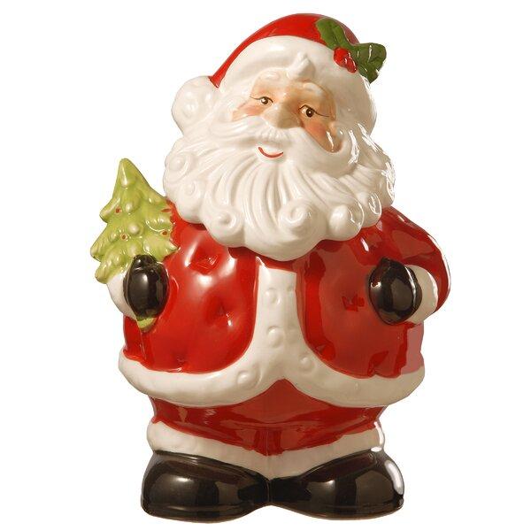 81c60c4516c Santa Claus Cookie Jar