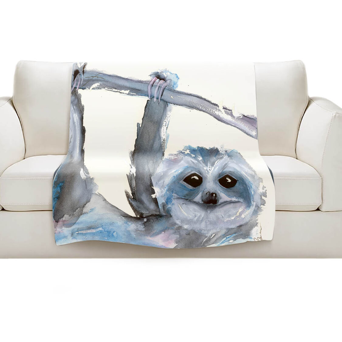 Blue Wildlife Blankets Throws You Ll Love In 2021 Wayfair