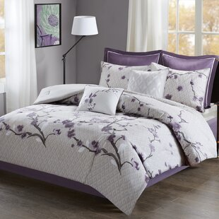 Buchanan 8 Piece Comforter Set by Latitude Run