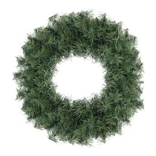 Canadian Pine Wreath. by The Holiday Aisle