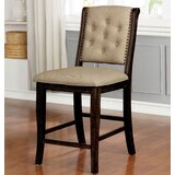 Yusuf Tufted Bar Stool (Set of 2) by Darby Home Co