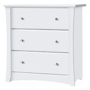 Crescent 3 Drawer Chest