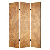 Smithey 3 Panel Room Divider by Bloomsbury Market
