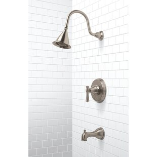 Torino Single Handle Volume Control Tub And Shower Faucet New Design