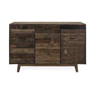 Vasya Wooden Sideboard Union Rustic