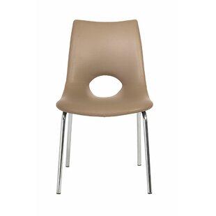 Bensenville Upholstered Dining Chair (Set of 2) by Orren Ellis