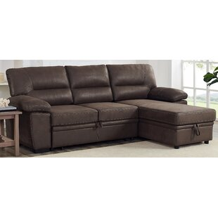 Sebring Reversible Sleeper Sectional