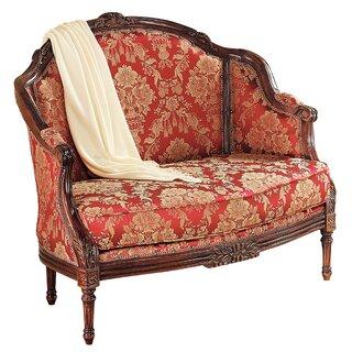 Antoinette Loveseat by Design Toscano SKU:DD657713 Check Price