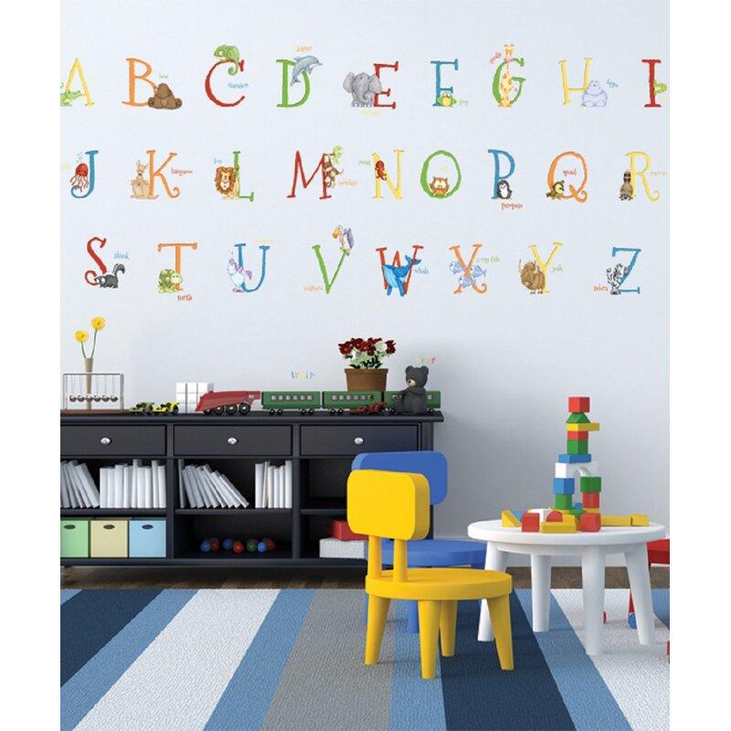 Borders Unlimited 129 Piece Alphabet Animals A Z Super Jumbo