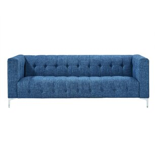 Big Save Seurat Tufted Chesterfield Sofa by Inspired Home Co. Reviews (2019) & Buyer's Guide