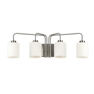 Purchase Audio 4-Light Vanity Light By Wrought Studio